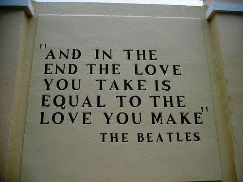 Beatles Quotes | Beatles Quotes Blonde Bronzed Twentysomething