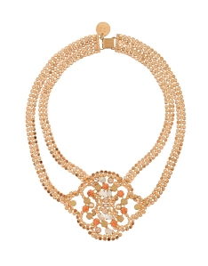 Courtesan Mother of Pearl Collar Style B (N7710220040)